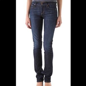 Citizens of Humanity Elson mid-rise straight leg